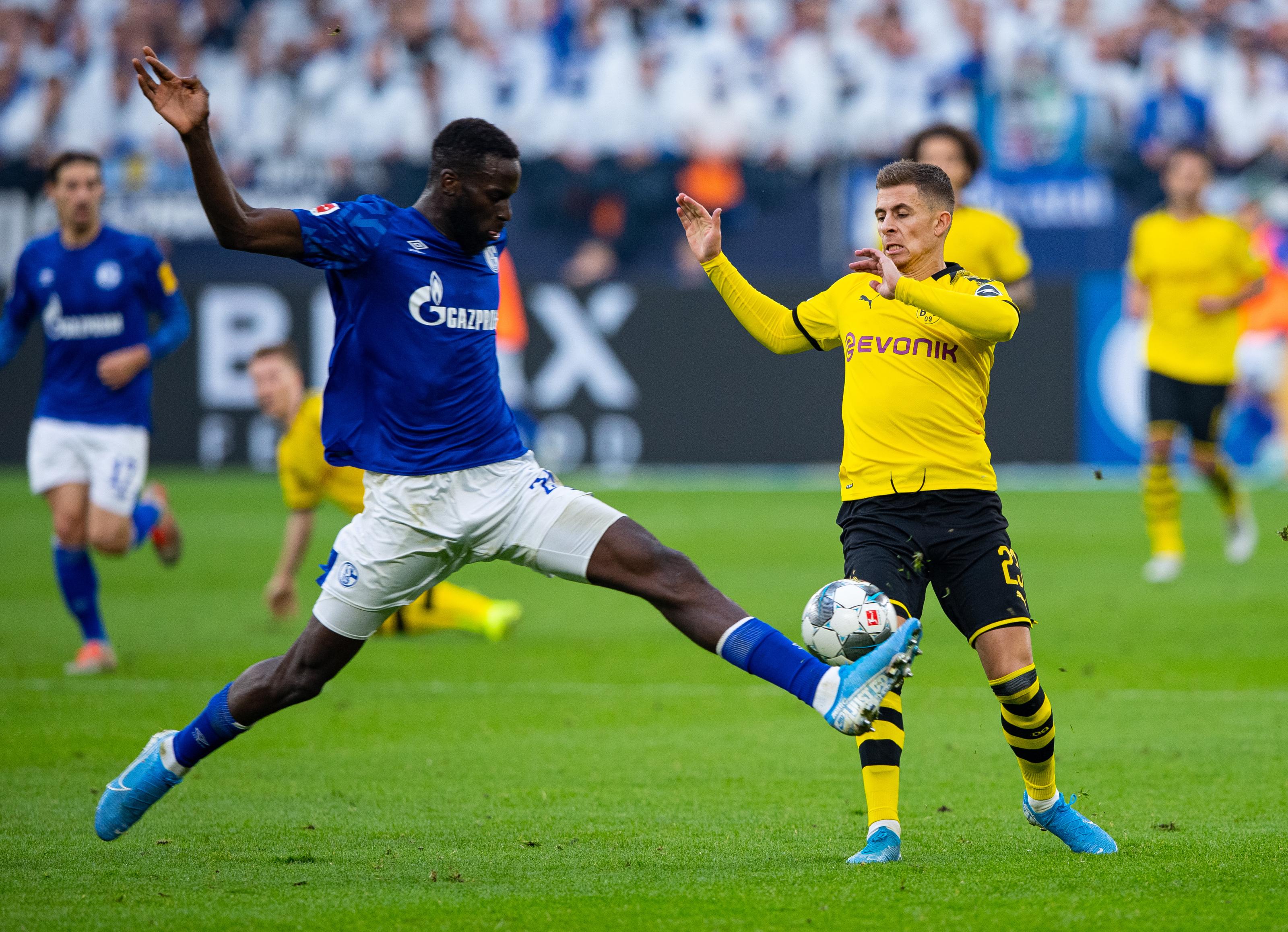 Sane Schalke 04